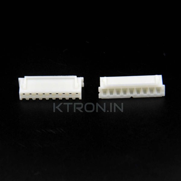 9 Pin JST XH Female Connector