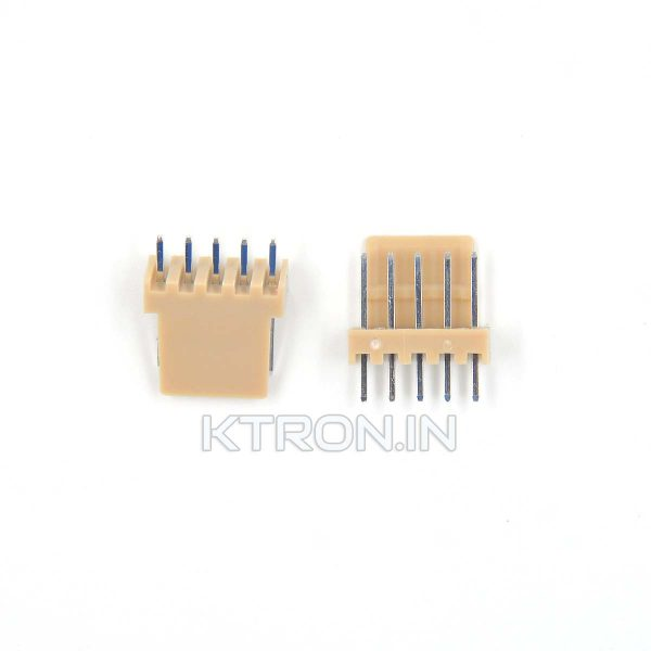 5 pin 2510 Series Male Connector