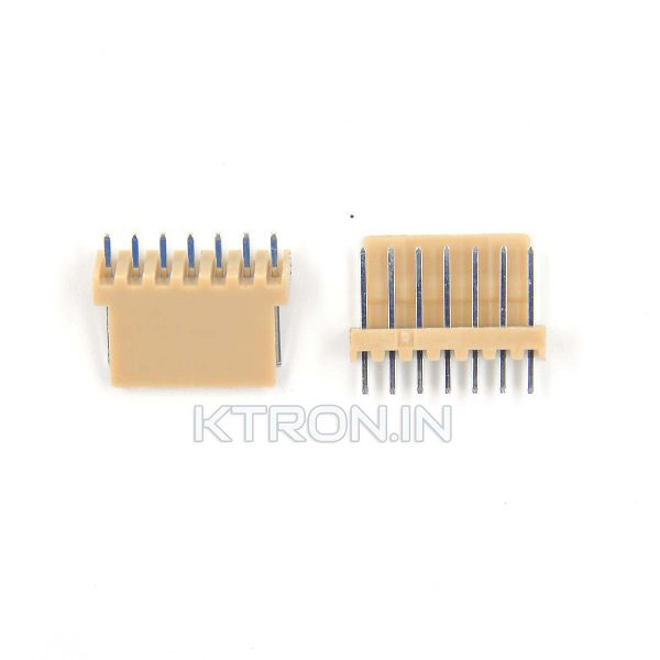 7 Pin 2510 Series Male Connector