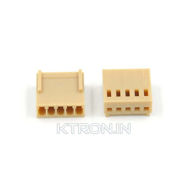 5 Pin 2510 Series Female Connector