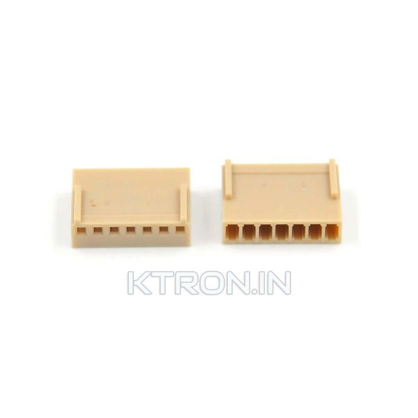7 Pin 2510 Series Female Connector