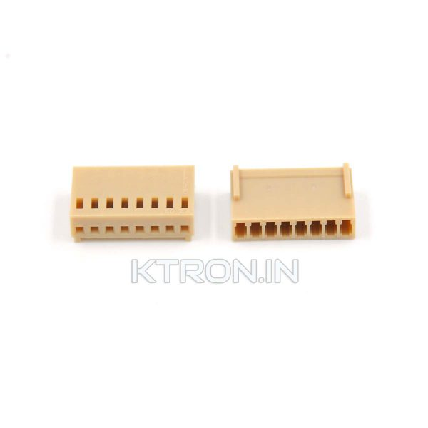 8 pin 2510 Series Female Connector
