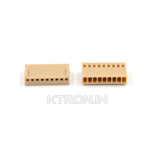 9 pin 2510 Series Female Connector