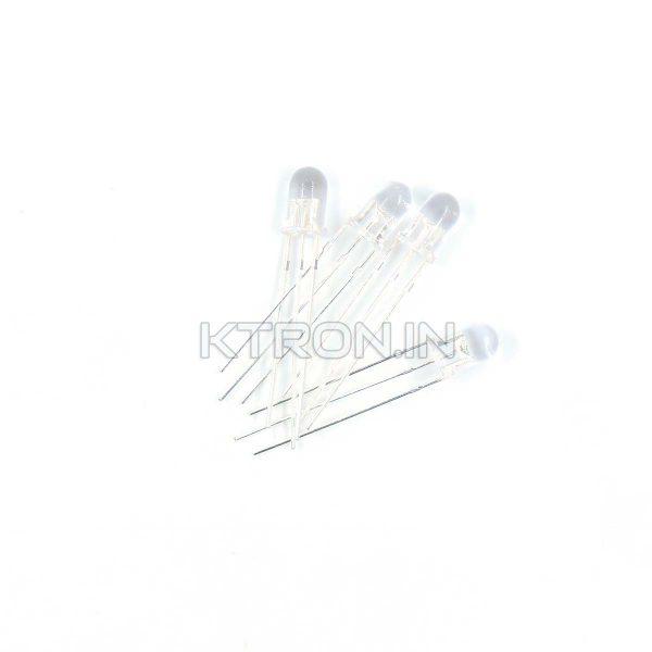 KSTL0766 Bi Color LED Common Anode 5mm