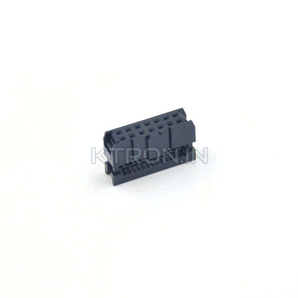 KSTC0497 14 pin FRC Female Connector
