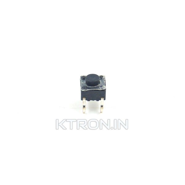 ksts0490 Tactile Switch 6 mm - 5 mm Height