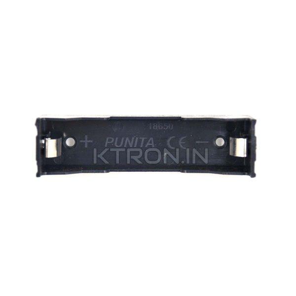 kstb0630-18650 Battery Holder 1S PCB Mounted