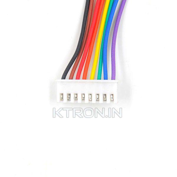 kstc0775-8 Pin JST XH Female Cable