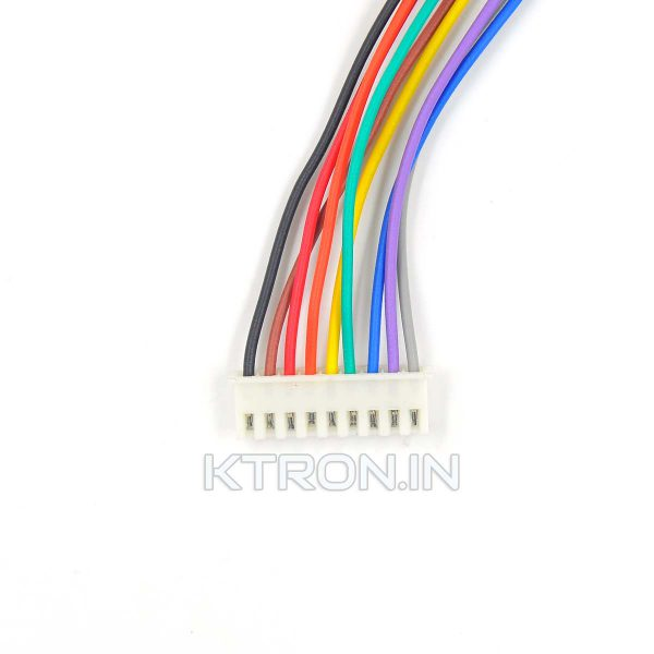 kstc0776-9 Pin JST XH Female Cable